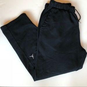 Air Jordan Black Sweatpants